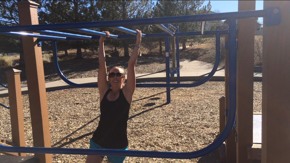 I am 32 years old and I like to play on the playground, so what!?!