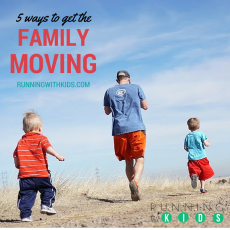 Why you might outlive your kids: 5 ways to get your family moving!