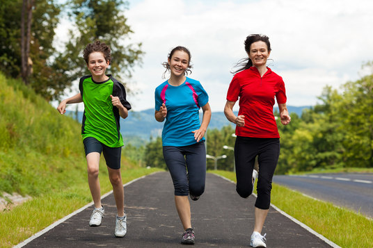 bigstock-Active-people-running-43459969