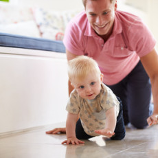 5 ways acting like a baby can improve your fitness