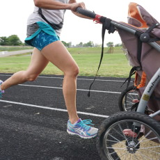 Sprint through the finish:  3 fun track workouts you can do with your kids